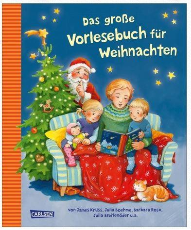 Themen Zu Weihnachten.Das Große Vorlesebuch Für Weihnachten Hardcover