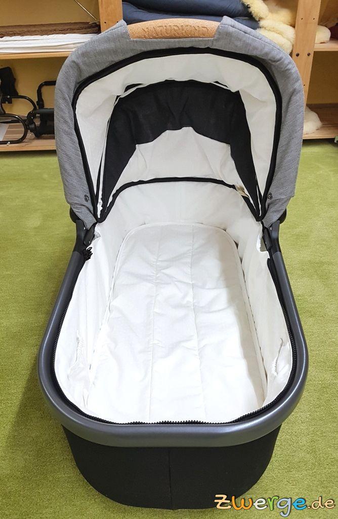 Naturkind Lux Babykorb ohne Decke