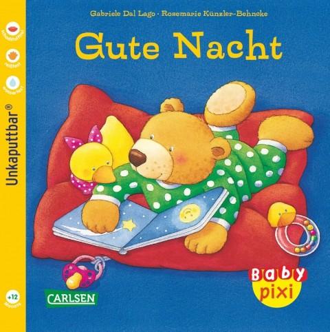 Baby Pixi Band 13 Gute Nacht