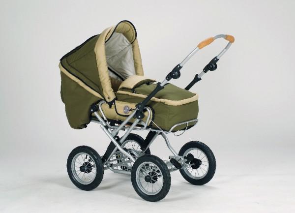 Naturkind Kinderwagen Terra Laubfrosch