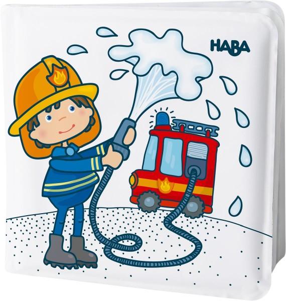HABA Zauber-Badebuch Feuerwehr 2 304705