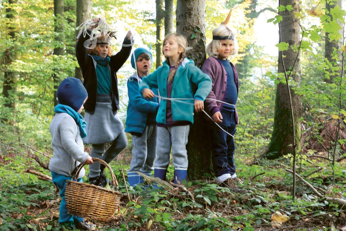Disana Walkjacken als Winterjacke für Kinder