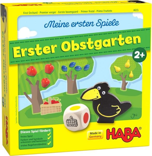 HABA Erster Obstgarten - meine ersten Spiele 4655
