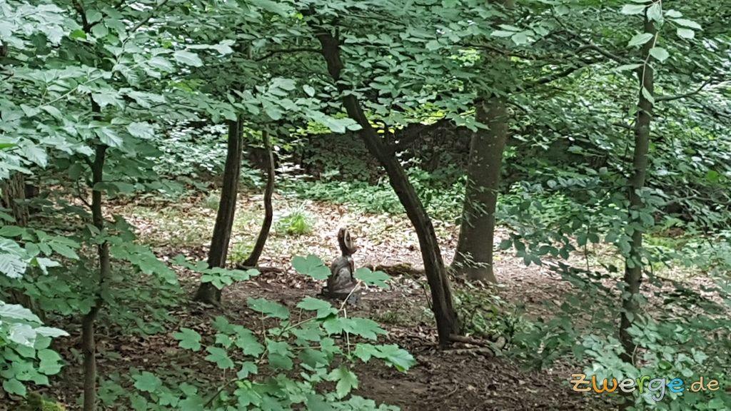 walderlebnispfad Heilbronn - Tiere aus Holz