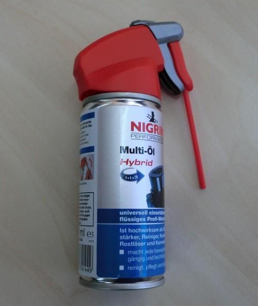 Ölspray Multiöl geeignet zur Pflege von Naturkind Kinderwagen