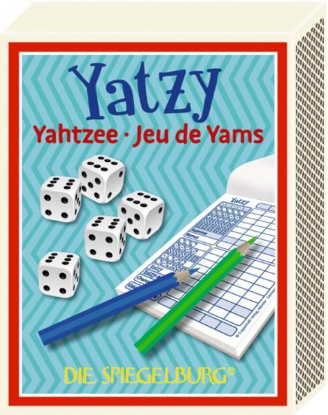 Yatzy - Spiel & Spaß in der Schachtel