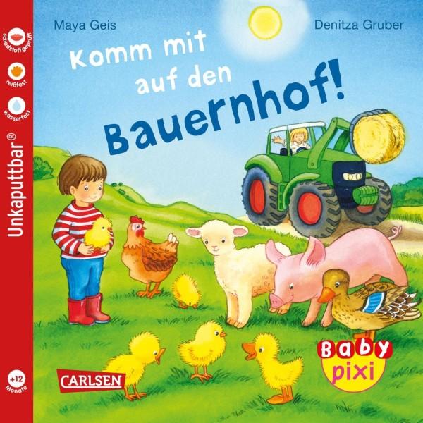 Baby Pixi Band 61 Komm mit auf den Bauernhof