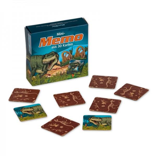 Mini-Memo Dinosaurier - Lutz Mauder Verlag