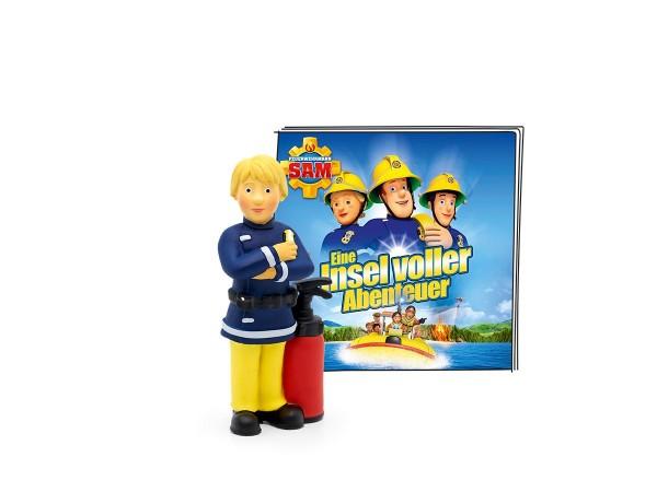 Feuerwehrmann Sam - Eine Insel voller Abenteuer - Tonies 3+