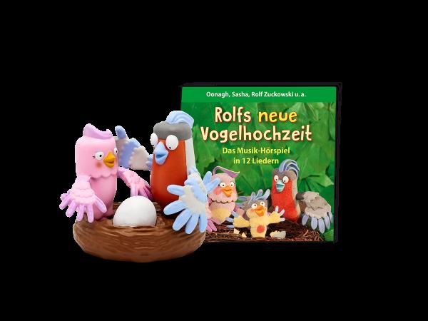Rolf Zuckowski - Rolfs neue Vogelhochzeit - Tonies 3+