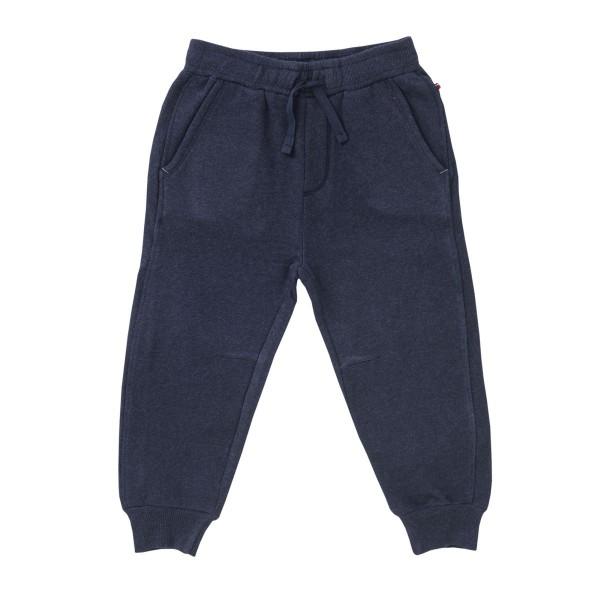 Sweathose dunkelblau - People Wear Organic