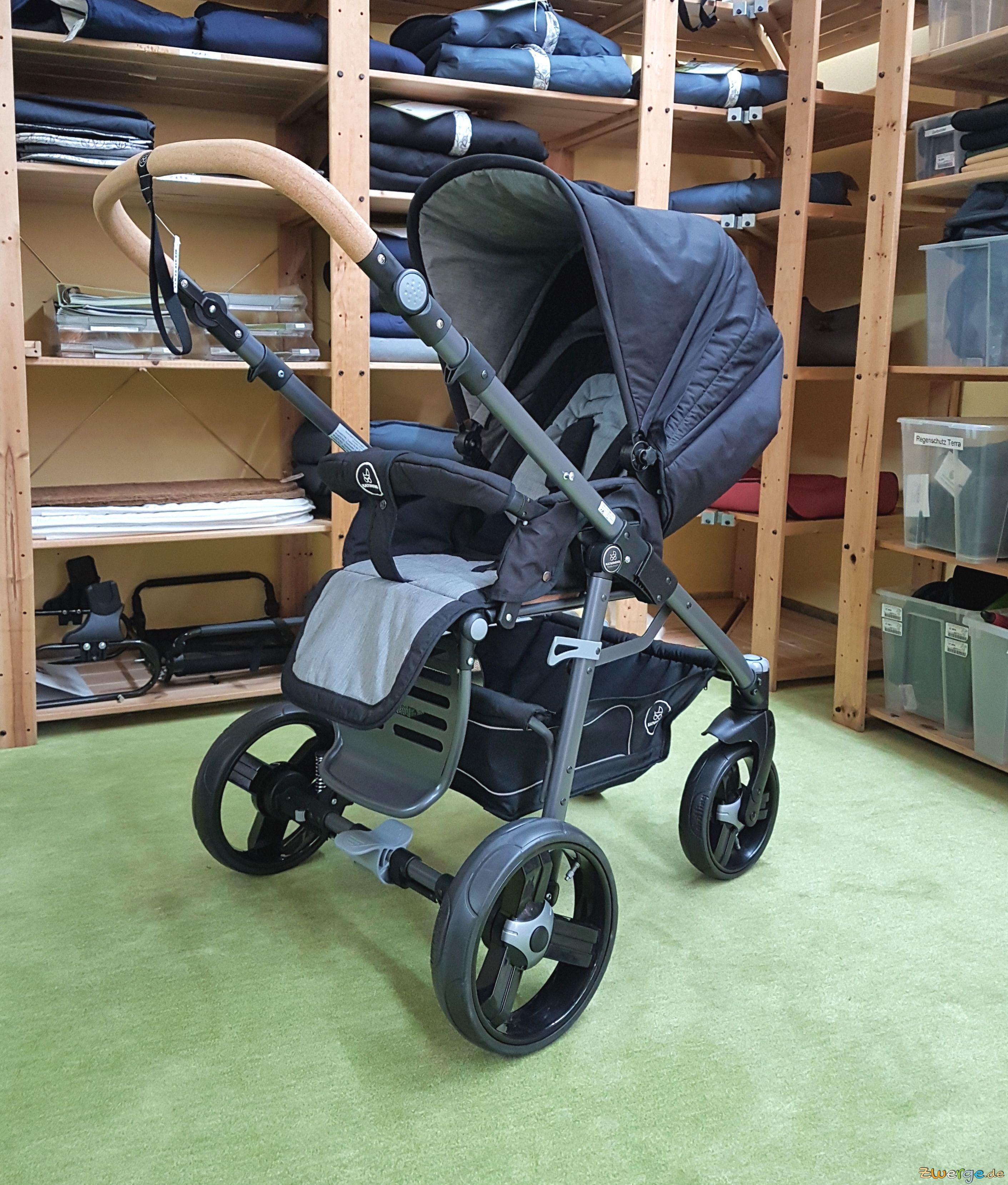 naturkind lux der leichte wendige und moderne kinderwagen mein babyshop. Black Bedroom Furniture Sets. Home Design Ideas
