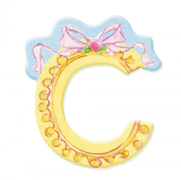 C - Buchstabe Prinzessin Lillifee