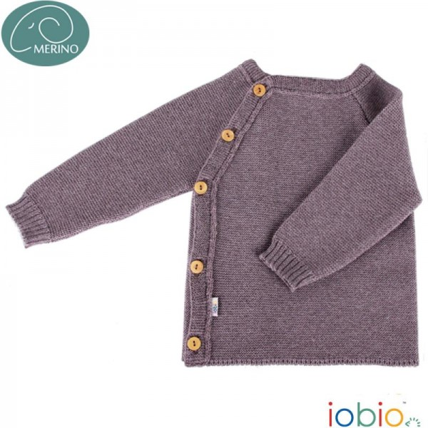 iobio 100/% Wolle Schl/ütly Wickelhemd