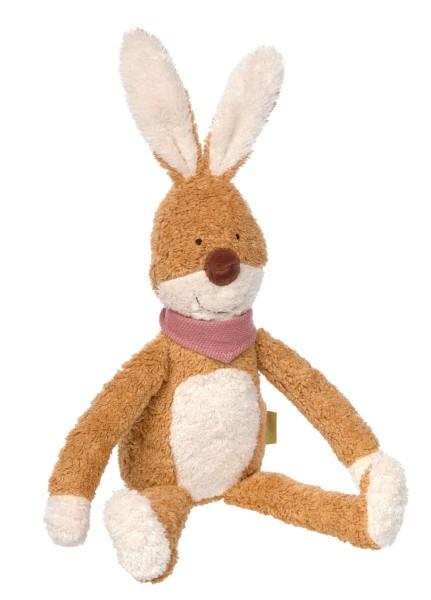 sigikid Kuscheltier Hase mit Halstuch - Green Collection 39333