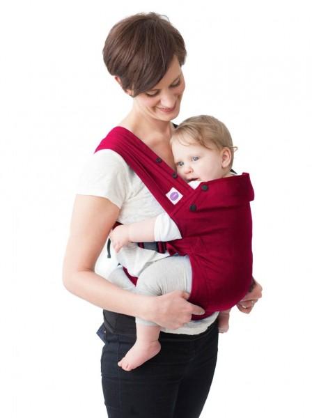IZMI Essential Babytrage red