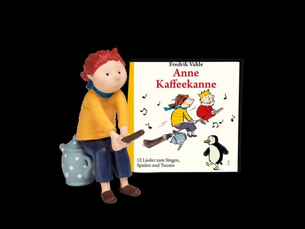 Anne Kaffeekanne - Tonies 3+
