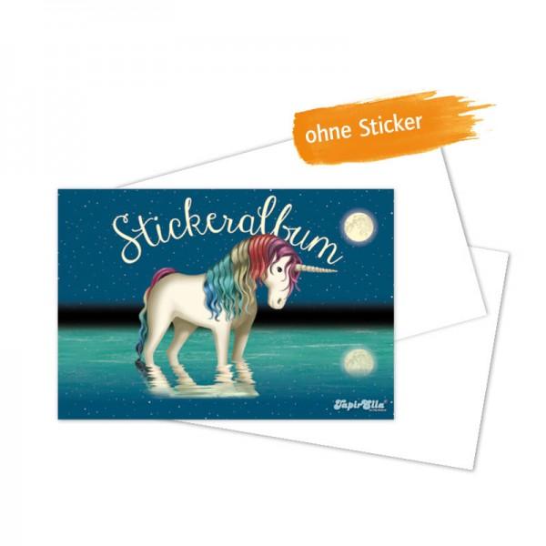Stickeralbum Einhorn Lunabelle (ohne Sticker) - Lutz Mauder Verlag (1 Stück)