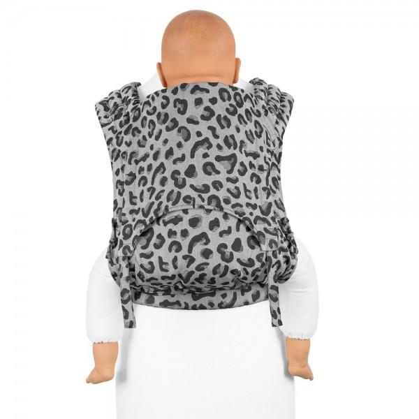 Fidella FlyClick Plus - Leopard silber