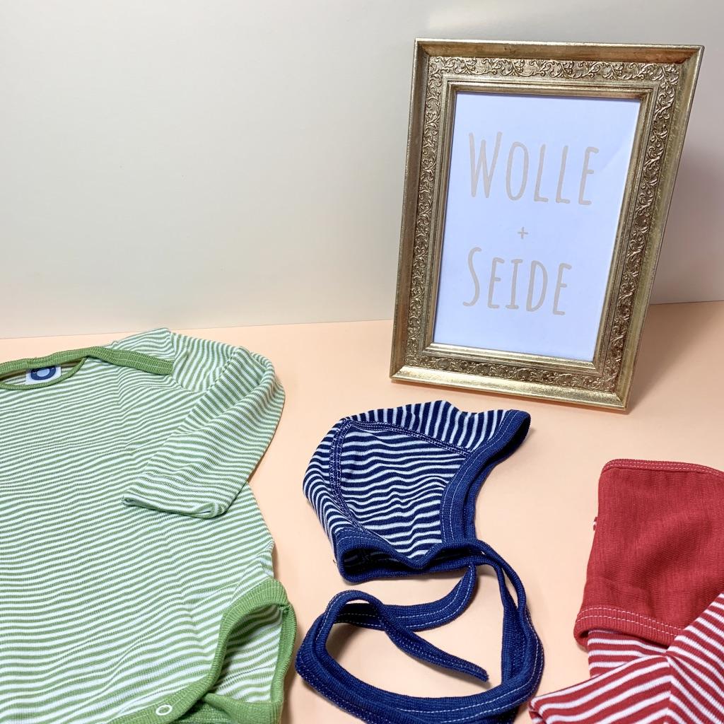Wolle-Seide-Unterwäsche für Kinder