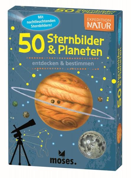 Expedition Natur 50 Sternbilder & Planeten - Moses