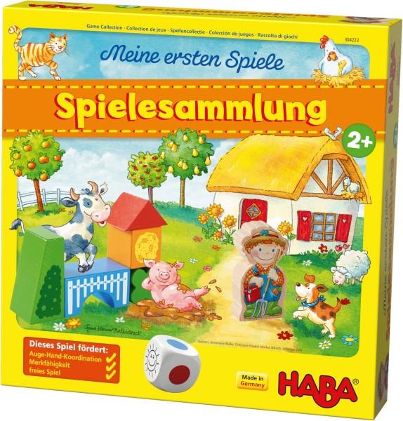 HABA Spielesammlung - meine ersten Spiele 304223