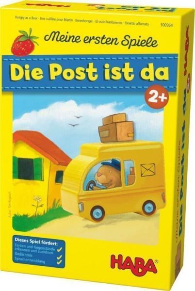 HABA Die Post ist da - Meine ersten Spiele 300964