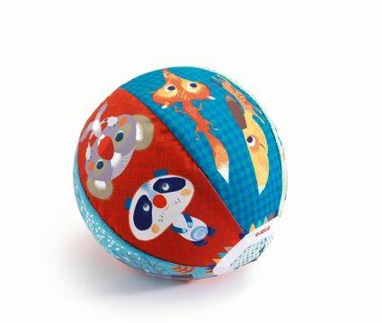 Luftballonball / Ballspiel Waldtiere - DJECO