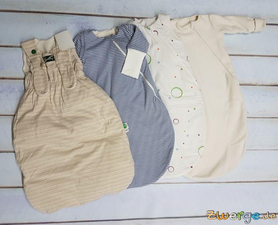 Winterschlafsäcke für Dein Baby