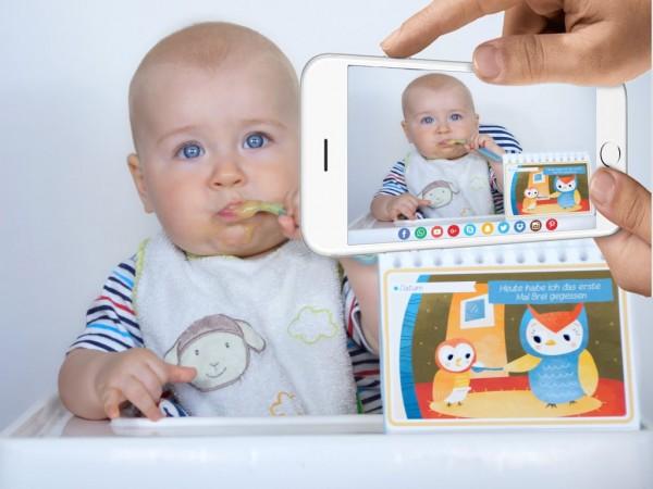 Babykarten.Mein Erstes Lebensjahr Babykarten Kalender
