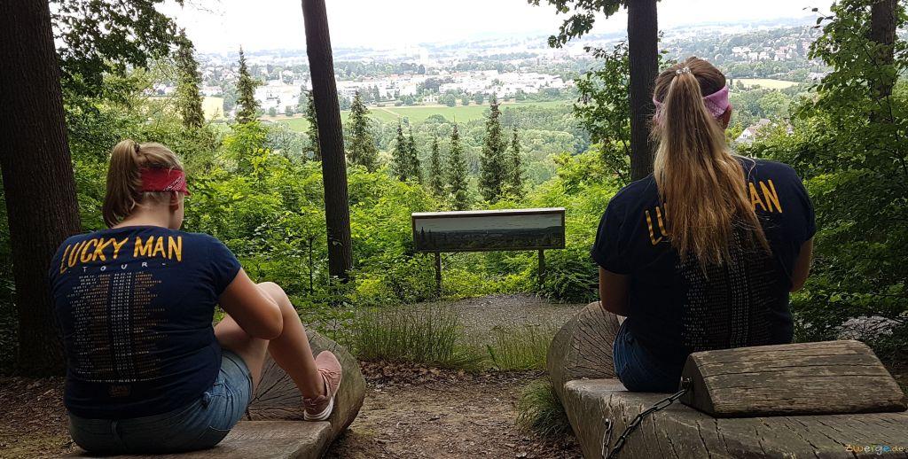 walderlebnispfad Heilbronn - tolle Aussicht