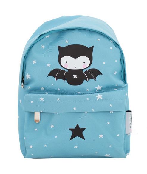 adca397ff3 Mini-Rucksack Fledermaus Bat blau - a little lovely company