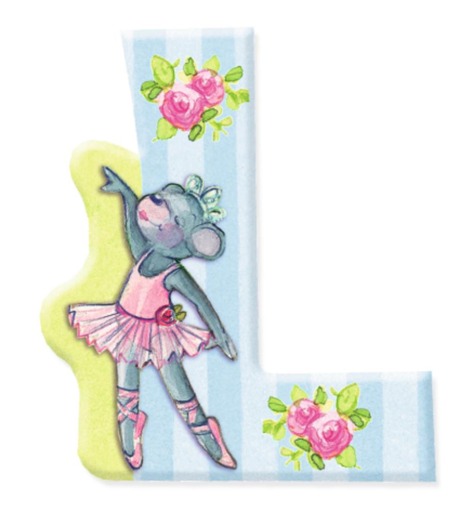 Prinzessin lillifee buchstaben buchstaben kinderzimmer for Kinderzimmer buchstaben