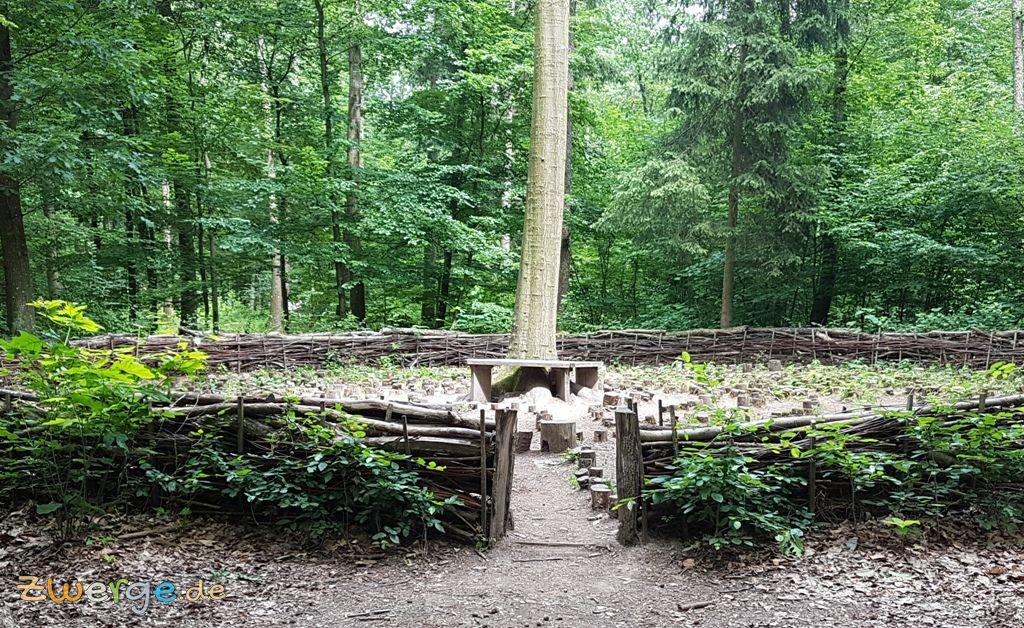 walderlebnispfad Heilbronn - Das Labyrinth