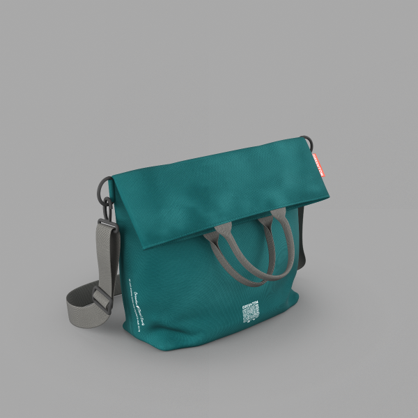 Greentom Diaper Bag K Teal