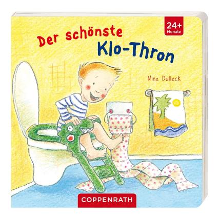 Buch: Der schönste Klo-Thron