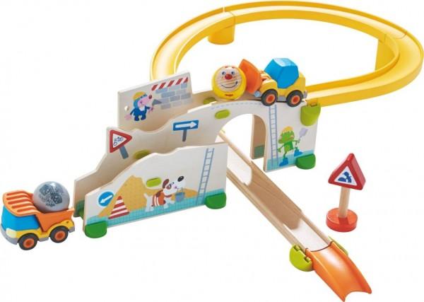 HABA Kullerbü – Spielbahn Auf der Baustelle 303081