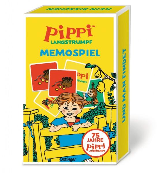 Pippi Langstrumpf Memospiel