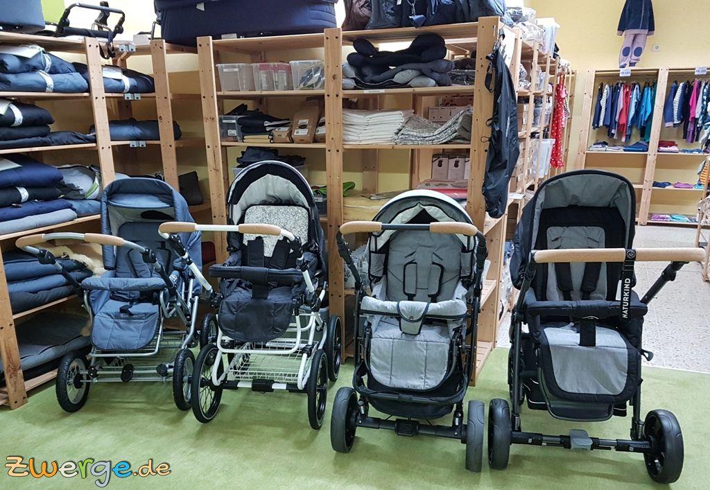Naturkind Kinderwagen - Vita, Terra, Varius Pro, Lux im Vergleich