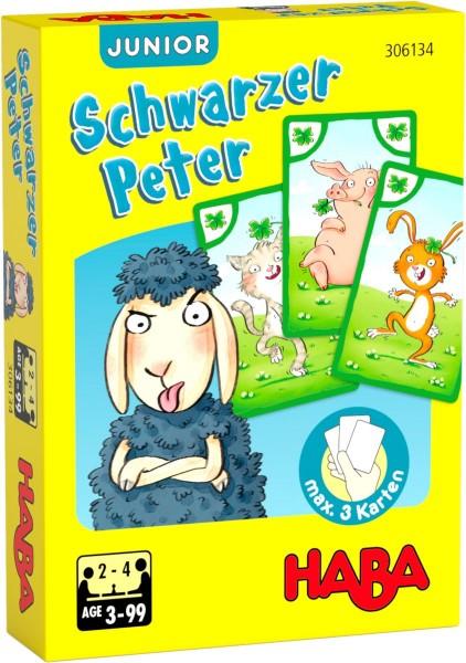 Schwarzer Peter Junior - Haba 306134