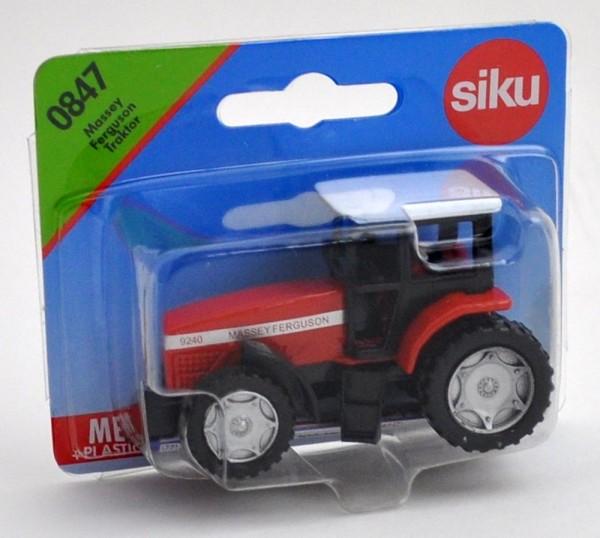 Siku 0847 Traktor Massey Ferguson Traktor