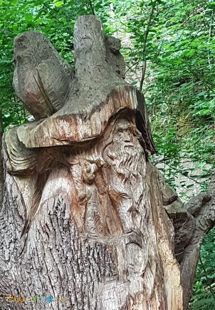 walderlebnispfad Heilbronn - Der Druide