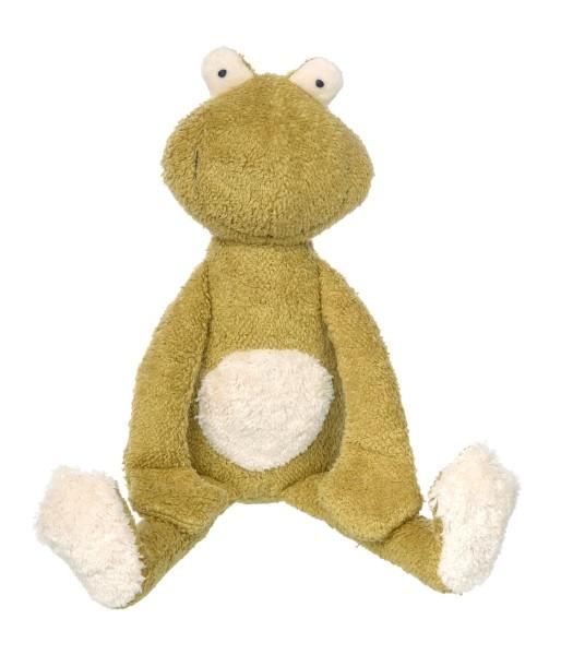 sigikid Kuscheltier Frosch - Green Collection 39335