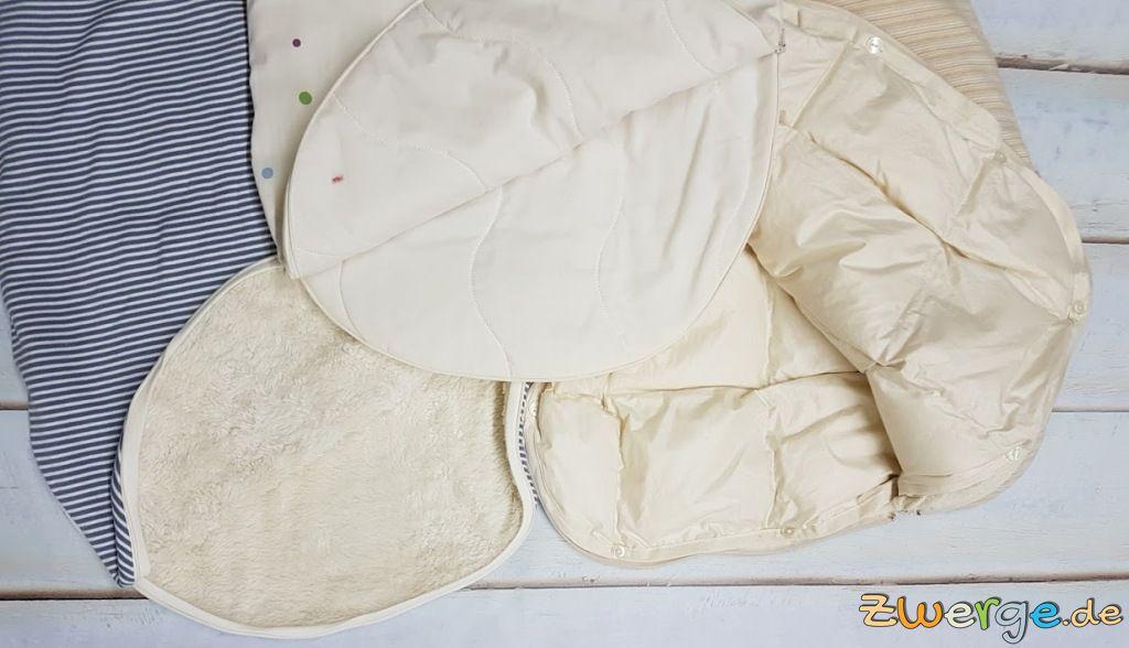 Welcher Winterschlafsack für mein Baby?