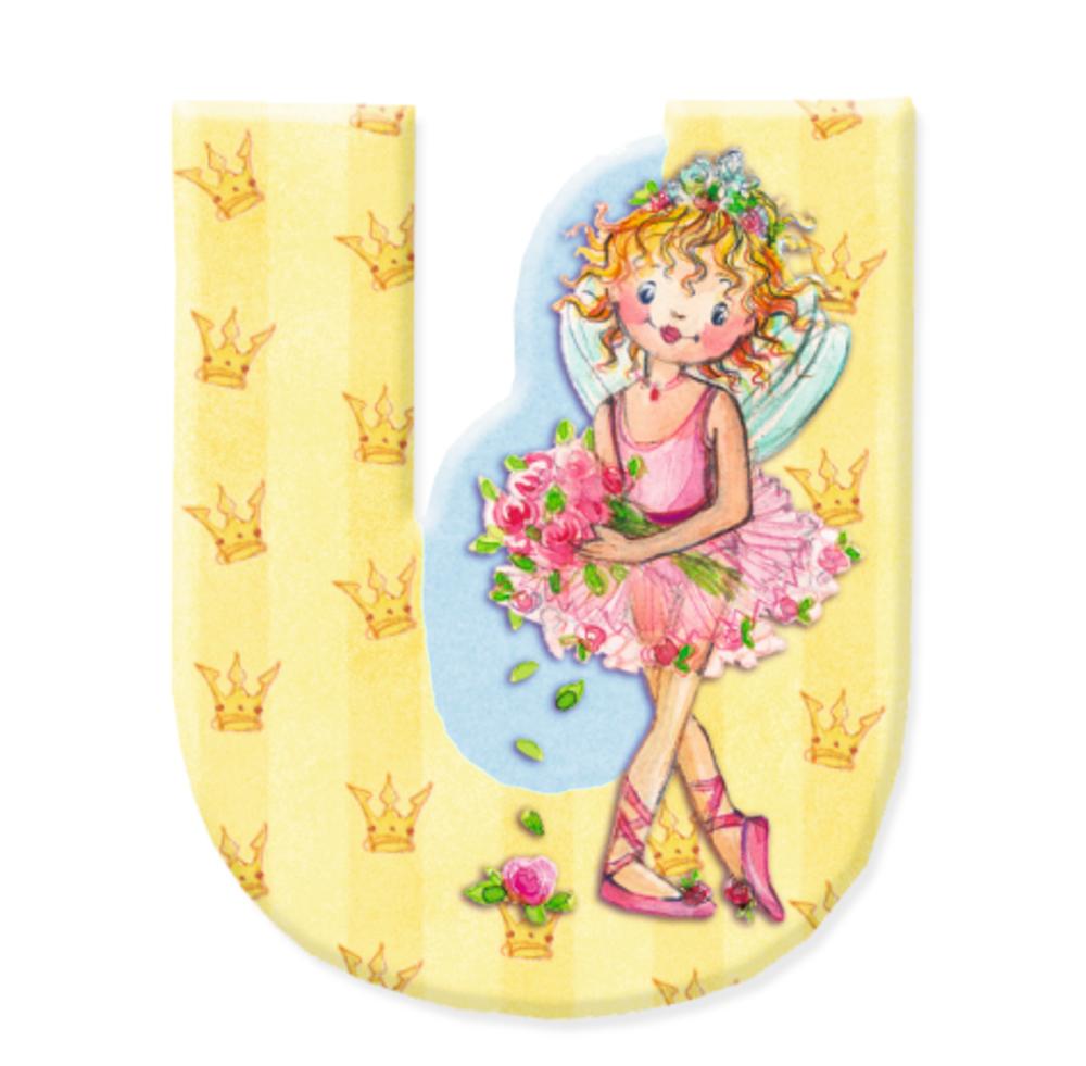 U - Buchstabe Prinzessin Lillifee