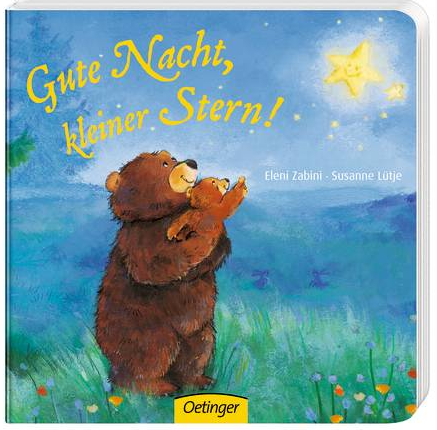 Buch Gute Nacht, kleiner Stern!