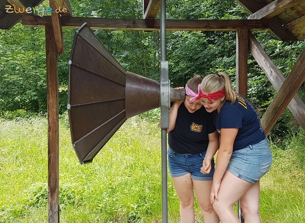 walderlebnispfad Heilbronn - Akustik Didaktikum