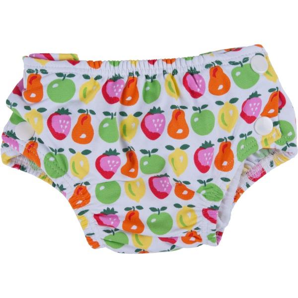Popolini Badewindel Früchte