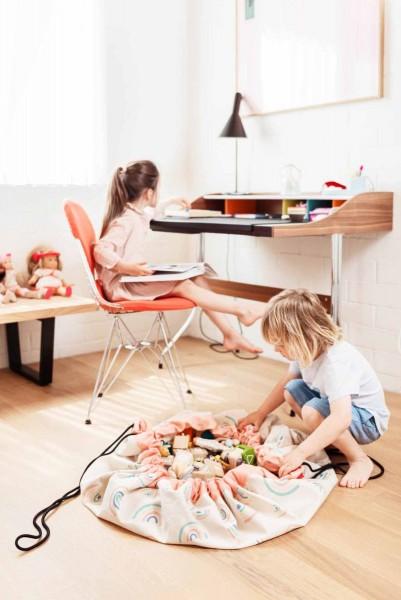 Spielzeugsack Regenbogen - Play & Go