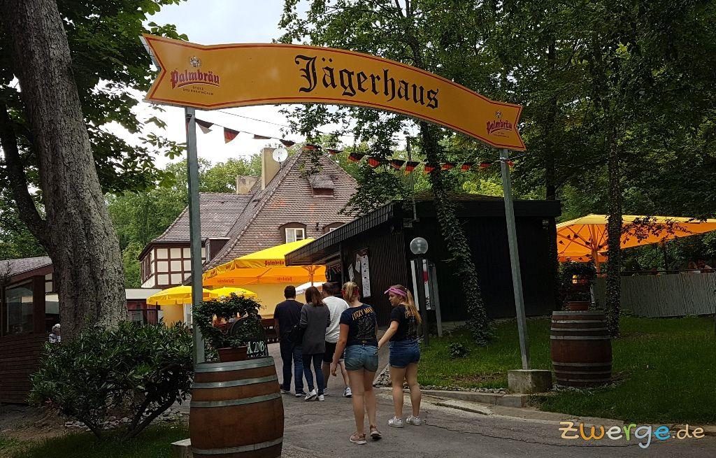 walderlebnispfad Heilbronn - Jägerhaus